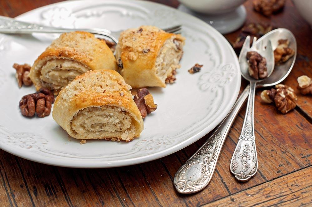 Када - сладкие пирожки из Грузии