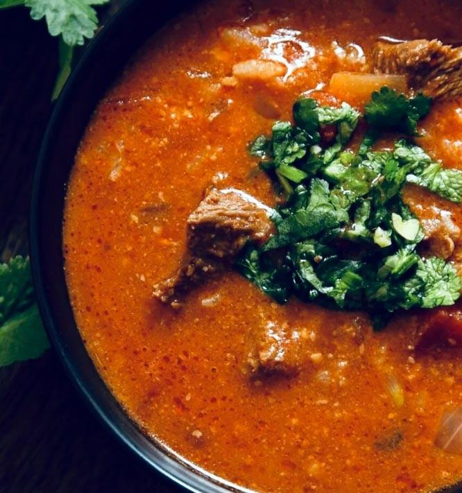 Суп харчо быстрый рецепт