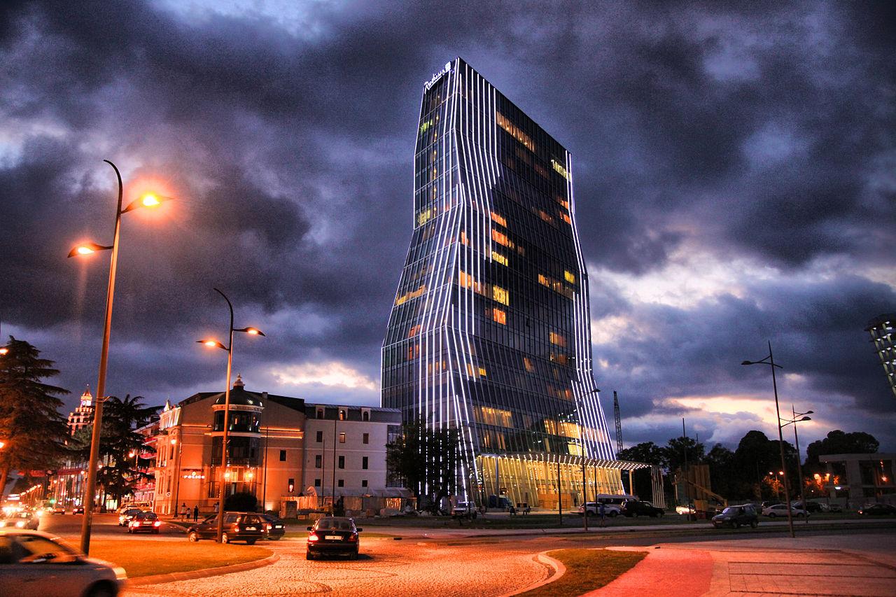 отель Radisson Blu